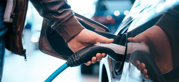 points de charge en courant alternatif ou continu