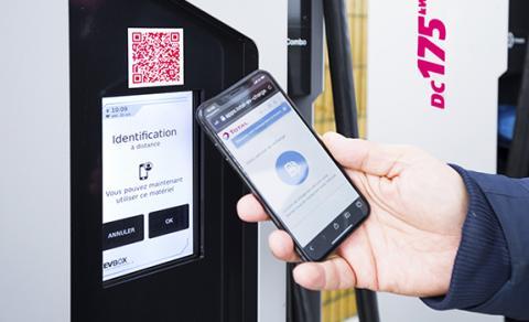 Des solutions de recharge adaptées aux véhicules électriques de société